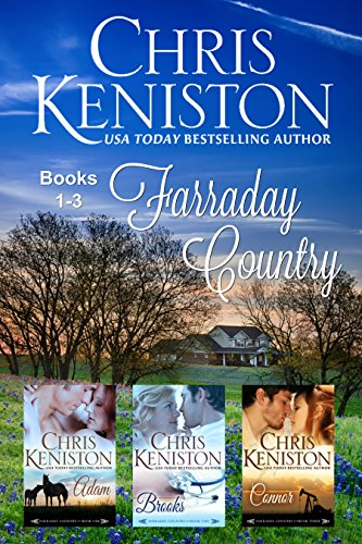Farraday Country : Contemporary Romance Boxed Set Books 1-3 by [keniston, chris]