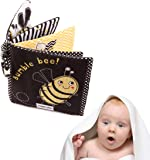 Hot Sale! Toddler Educational Cloth Books, GreatestPAK Baby Kids Animal Early Education Learning Book Brain Development Toy Gift For Boys Girls (Bumble Bee)