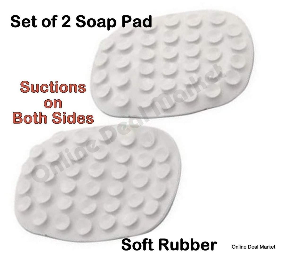 Soap Savers 2 suction pad holders Symak K2151
