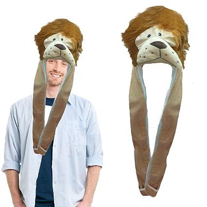 Amazon.com  Toy Cubby Headgear Lion Hat  0ddbe1ce38c5
