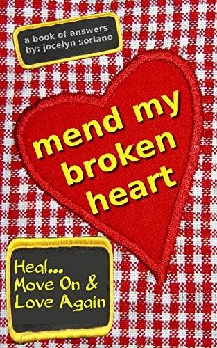 How can you mend my broken heart