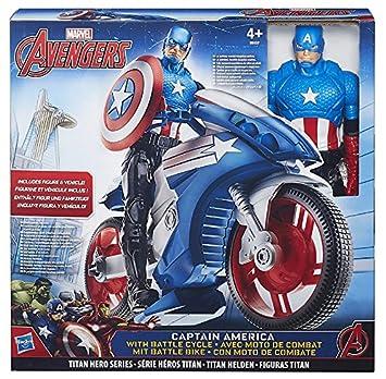 Figurine Titan VéhiculeAssortimentModèles Avengers Avengers Avec Figurine TFKclJu13