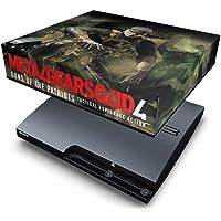Capa Anti Poeira PS3 Slim - Metal Gear Solid #b