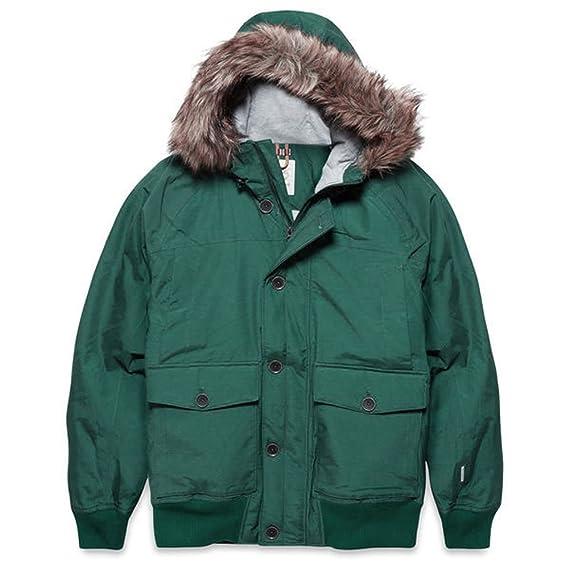 Timberland Clothing - HV Scar Ridge Snorkel Cappotto Modello Parka ... 9ea41886c11