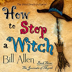 How to Stop a Witch Audiobook