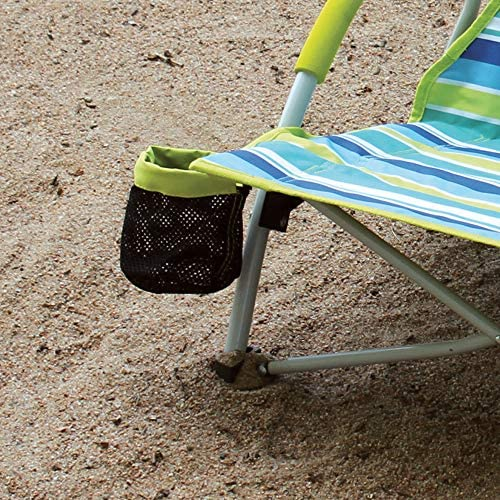 Coleman Camping Chair | Lightweight Utopia Breeze Beach Chair | Outdoor Chair with Low Profile 3