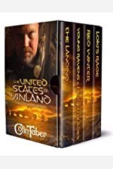 The United States of Vinland: Four Tales From Norse America: The Landing, Young Ravens and Hidden Blades, Red Winter, and Loki's Rage Kindle Edition