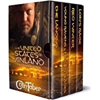 The United States of Vinland: Four Tales From Norse America: The Landing, Young Ravens and Hidden Blades, Red Winter…