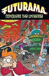 Futurama Conquers the Universe (Simpsons Futurama)