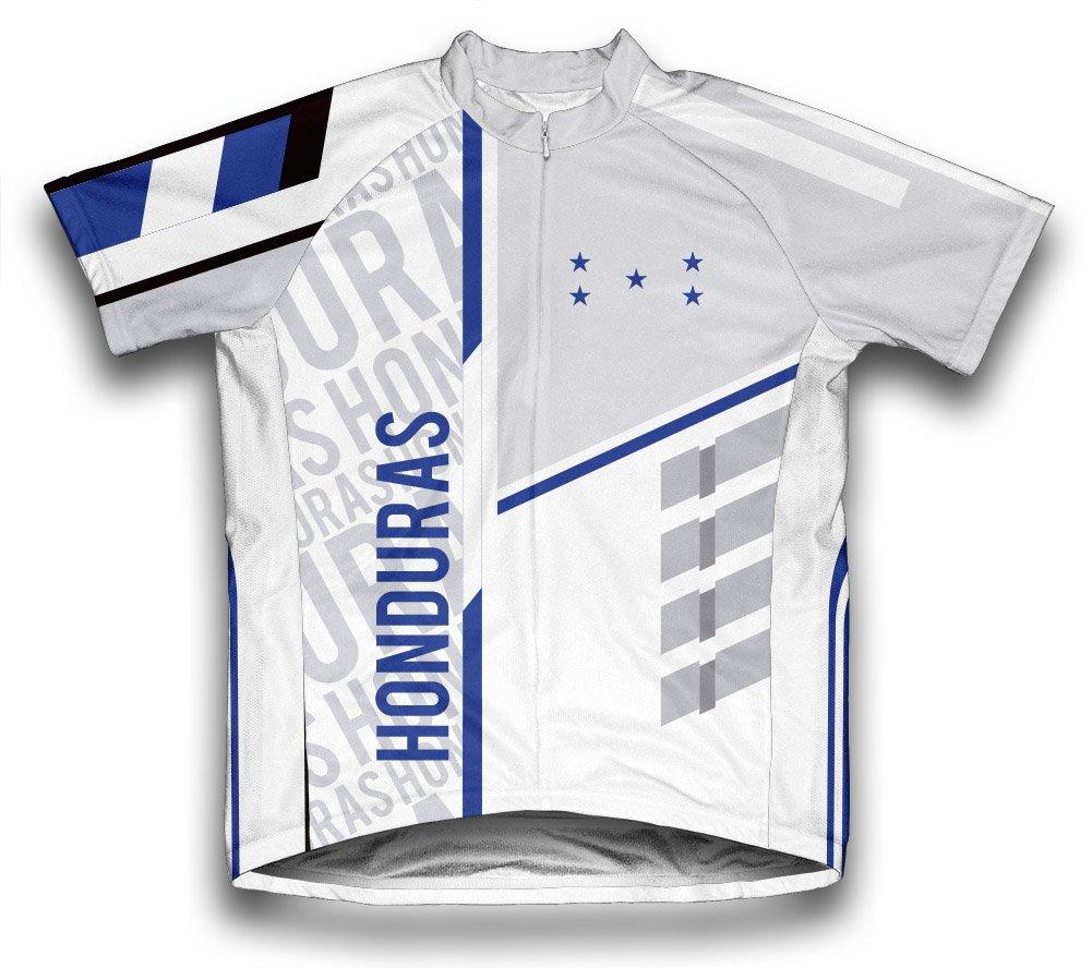 ScudoPro Honduras Radsport Trikot mit kurzer Ärmel für Menner