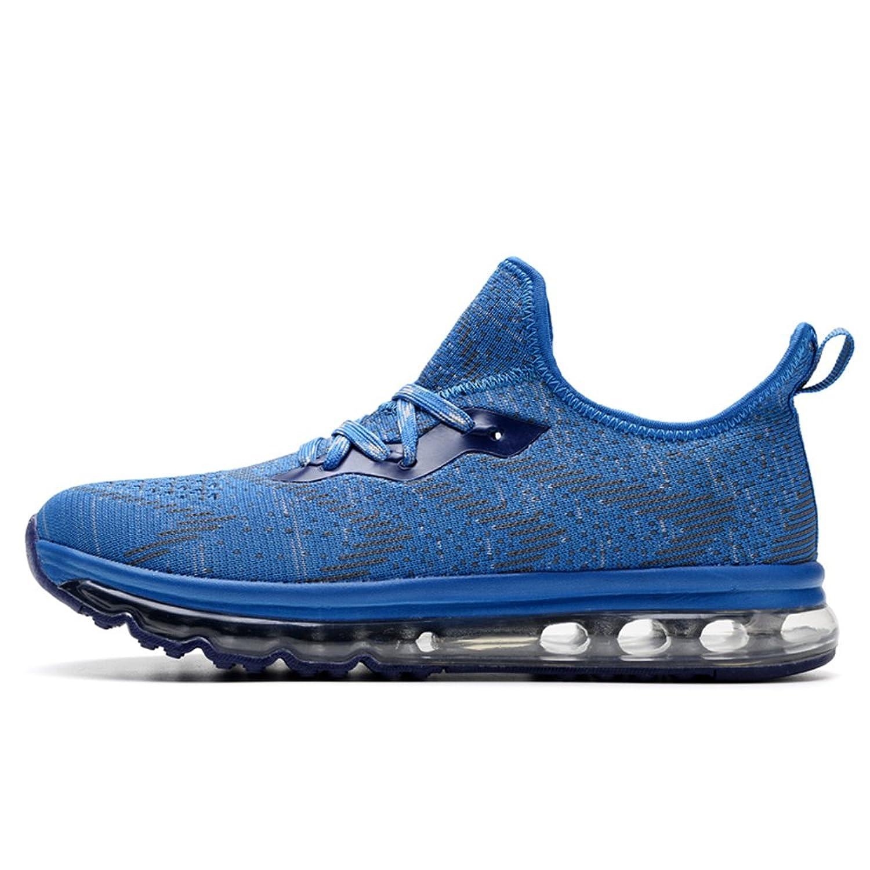 Herren Knit Laufschuhe Sneaker mit Luftpolster Turnschuhe für Fitness  Strassen Gr. 39-45: Amazon.de: Schuhe & Handtaschen