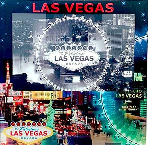 F-Novelties Las Vegas Strip Picture Frame
