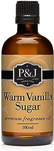 Warm Vanilla Sugar - Premium Grade Scented Oil - 100ml
