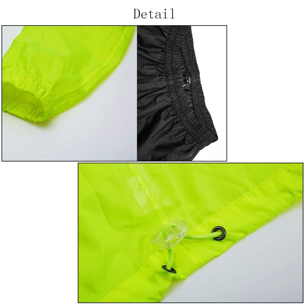 Regenbekleidung für Wasserdichte Sportbekleidung Regenanzug für Männer und Frauen Frauen Frauen Wiederverwendbare Regenkleidung (Regenjacke und Regenhose Set) Erwachsene wasserdicht regendicht Winddicht mit Kapuze B07PBFFGMZ Jacken Karamell, sanft f361ea