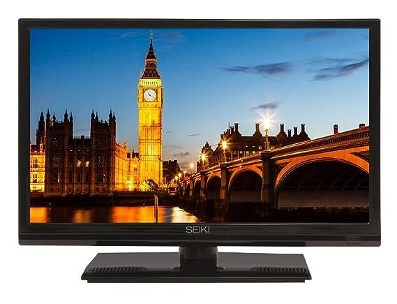 Amazon.com: Seiki se32hy27-d 720P 60 Hz LED tv-p, Negro ...