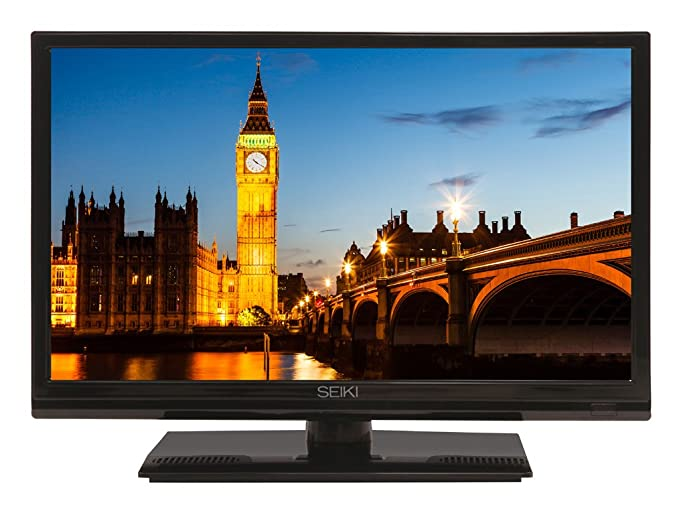 Amazon.com: Seiki se32hy27-d 720P 60 Hz LED tv-p, Negro ...