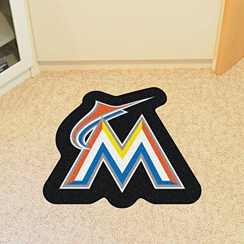 StarSun Depot Florida Mascot Mat MLB - Miami Marlins 30