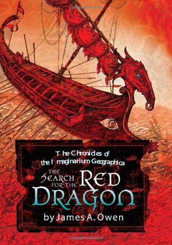 The Search for the Red Dragon (Chronicles of the Imaginarium Geographica, The) from Owen, James A.