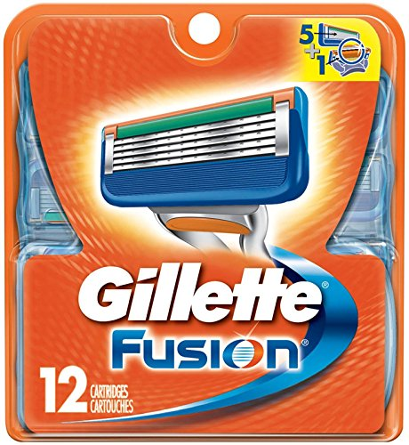 Gillette Fusion Refill Cartridges - 2
