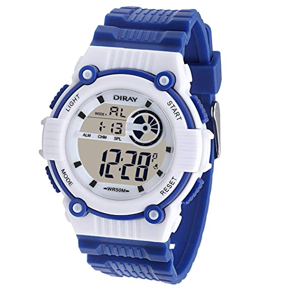 Niños Relojes Al Led Alarma Pulsera chicos Reloj Libre Con Niña Multifuncionales Chicas Para Aire De 5atmImpermeabl Deportes Digital 50m nPwkO80