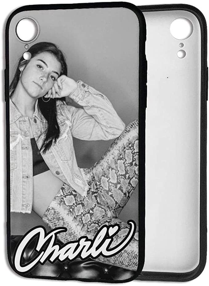 Others Charli D'Amelio Coque pour iPhone XR, One Size: Amazon.ca ...