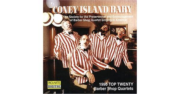 Amazon.com: Coney Island Baby: 1990 Top Twenty Barber Shop ...