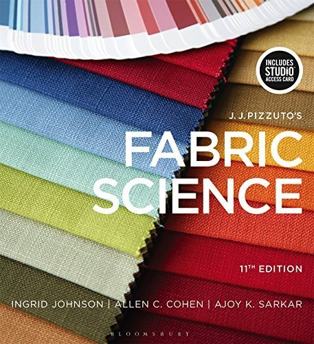 J.J. Pizzuto's Fabric Science: Bundle Book + Studio Access Card by Ingrid Johnson (2015-09-24)