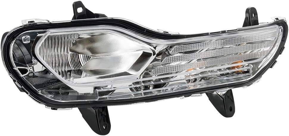 For Ford Escape 2013-2016 Clear Lens Bumper Fog Light Lamp Replacement US Shipment