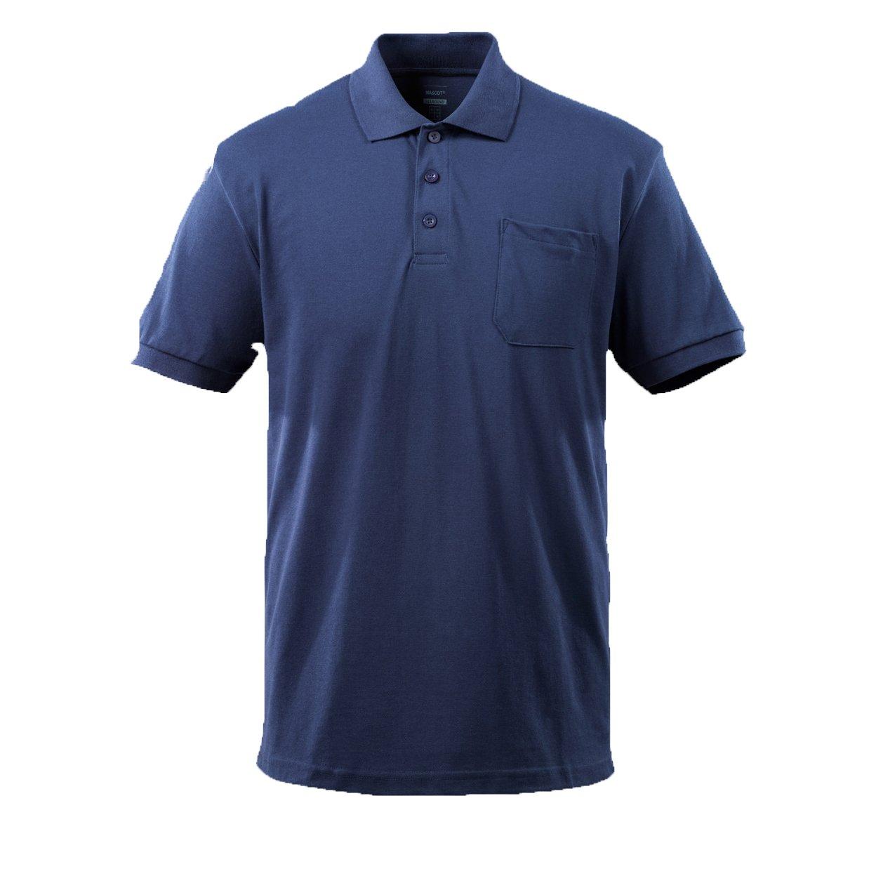 Mascot 51586-968-01-3XL Polo-ShirtOrgon Size 3XL Navy Blue