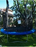 Bounce Rite Big Bounce 12 Foot Trampoline with Enclosure