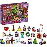 LEGO Friends Advent Calendar 41353, New 2018 Edition, Small Building Toys, Christmas Countdown Calendar for Kids (500 Pieces)