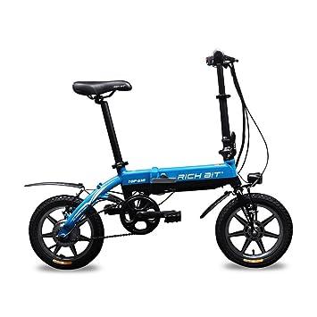 Rico Bit® RT 618 bicicleta eléctrica para bicicleta plegable bicicleta Ciclismo 250 W * 36