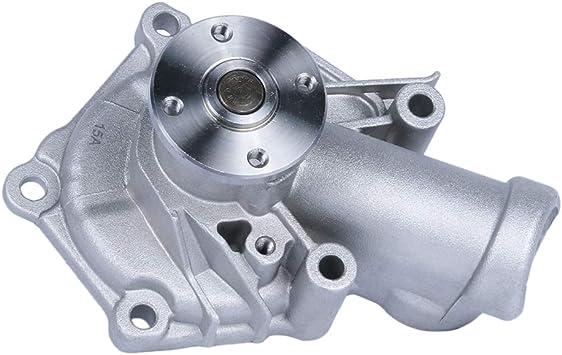 Water Pump for 2004-2012 Mitsubishi Galant 2.4L 2378CC L4 SOHC 148-1780,AW6149