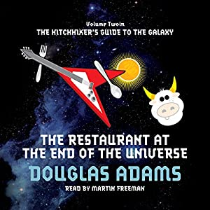 The Restaurant at the End of the Universe | Livre audio