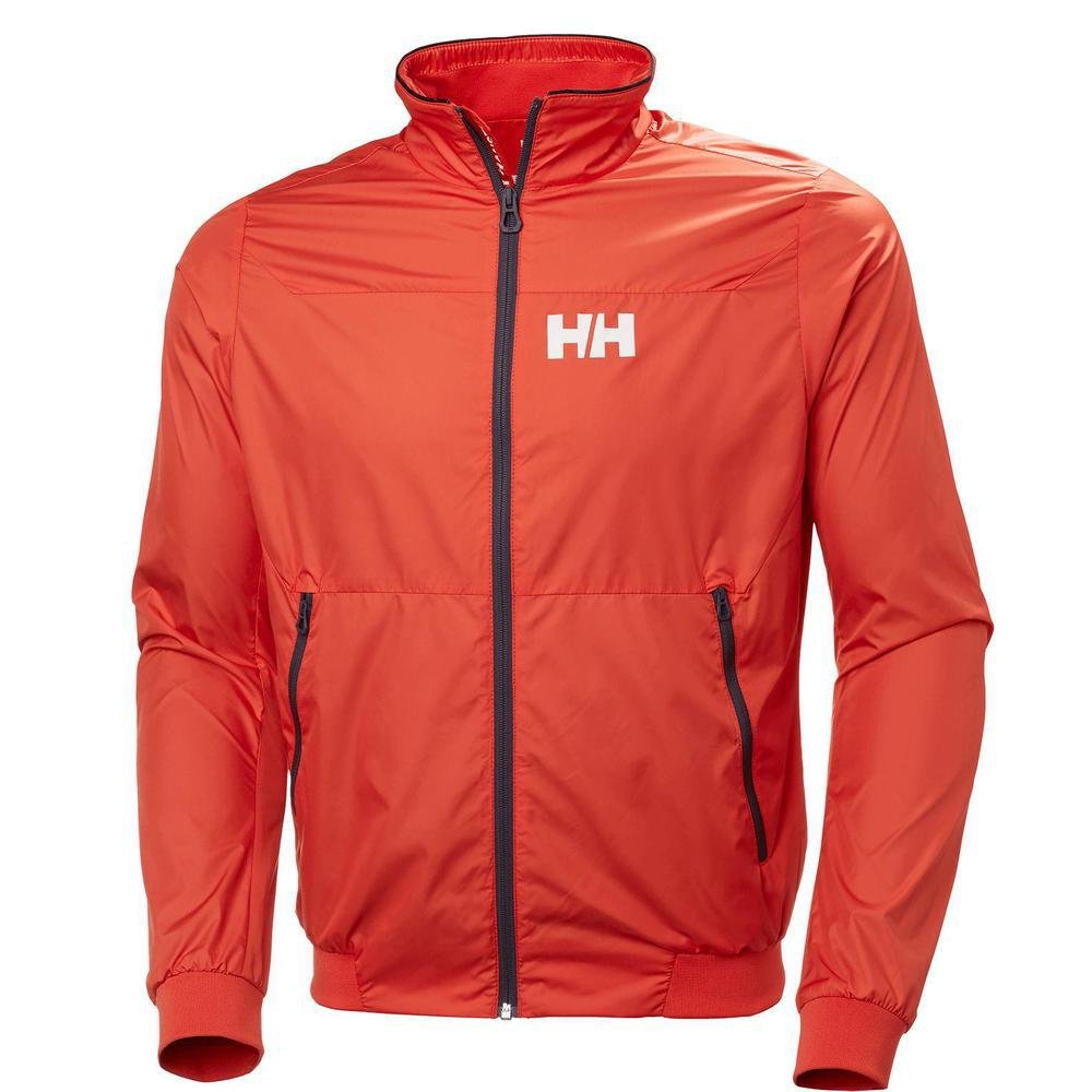 Helly Hansen Herren Crew Windbreaker Jacket Sweatjacke