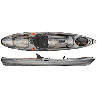 Pelican Sport Strike 120X Angler Kayak Review