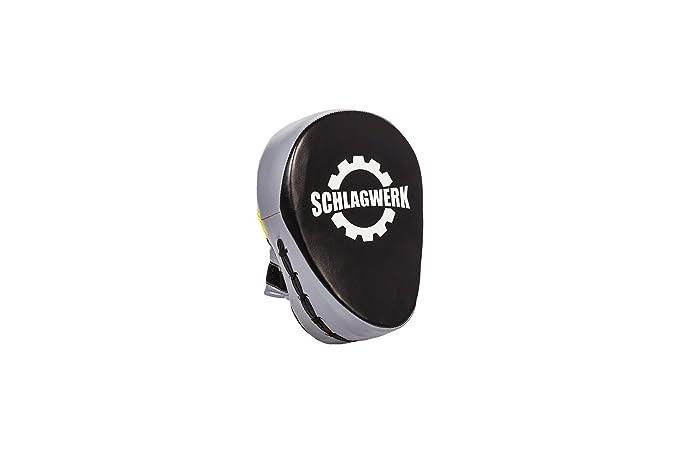 SCHLAGWERK/-/Paos de Impacto Almohadillas de Enfoque Pad Skin de texl Muelle Straight/-/Recta Y Curved/-/Serrucho de MMT