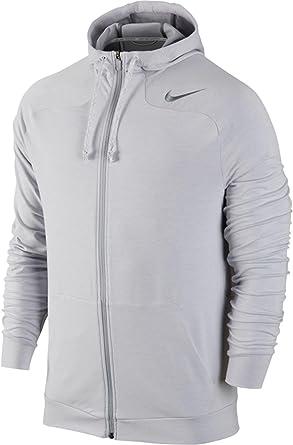 : Nike Dri fit Touch Fleece Full Zip Mens Style