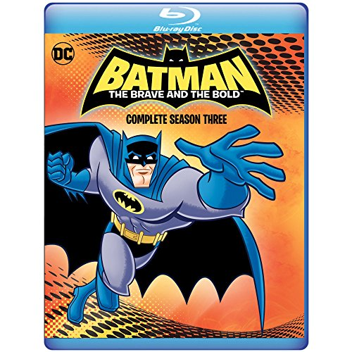 Batman: The Brave and the Bold: The Complete Third Season [Blu-ray] at Gotham City Store