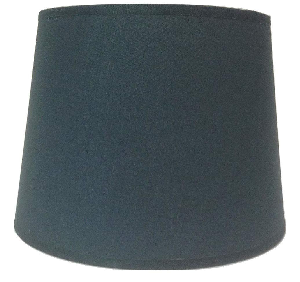 25,4 cm Empire Grün Baumwolle Stoff Lampenschirm Licht Lampe Tisch ...