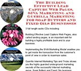 The Guerilla Marketing, Building Effective Lead Capture Web Pages, SIVA Marketing for Soap Butters and Fixed Oils Businesses