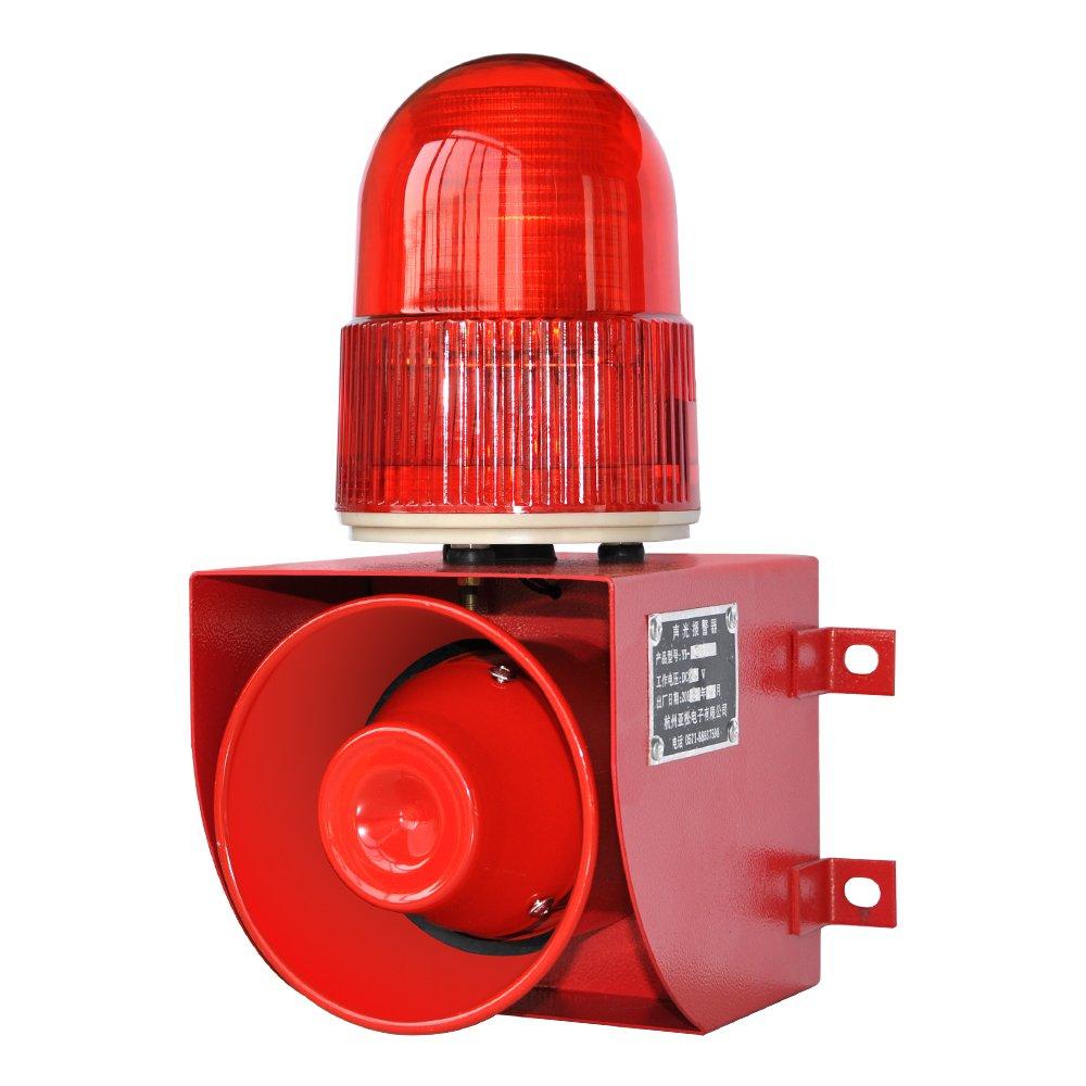 YS-01 DC24V Industrial sound and light alarm