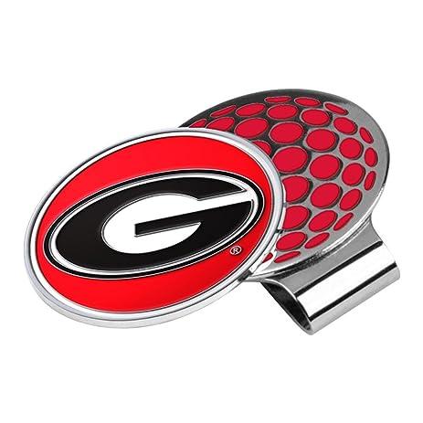 Amazon Ncaa Georgia Bulldogs Golf Hat Clip With Ball Marker