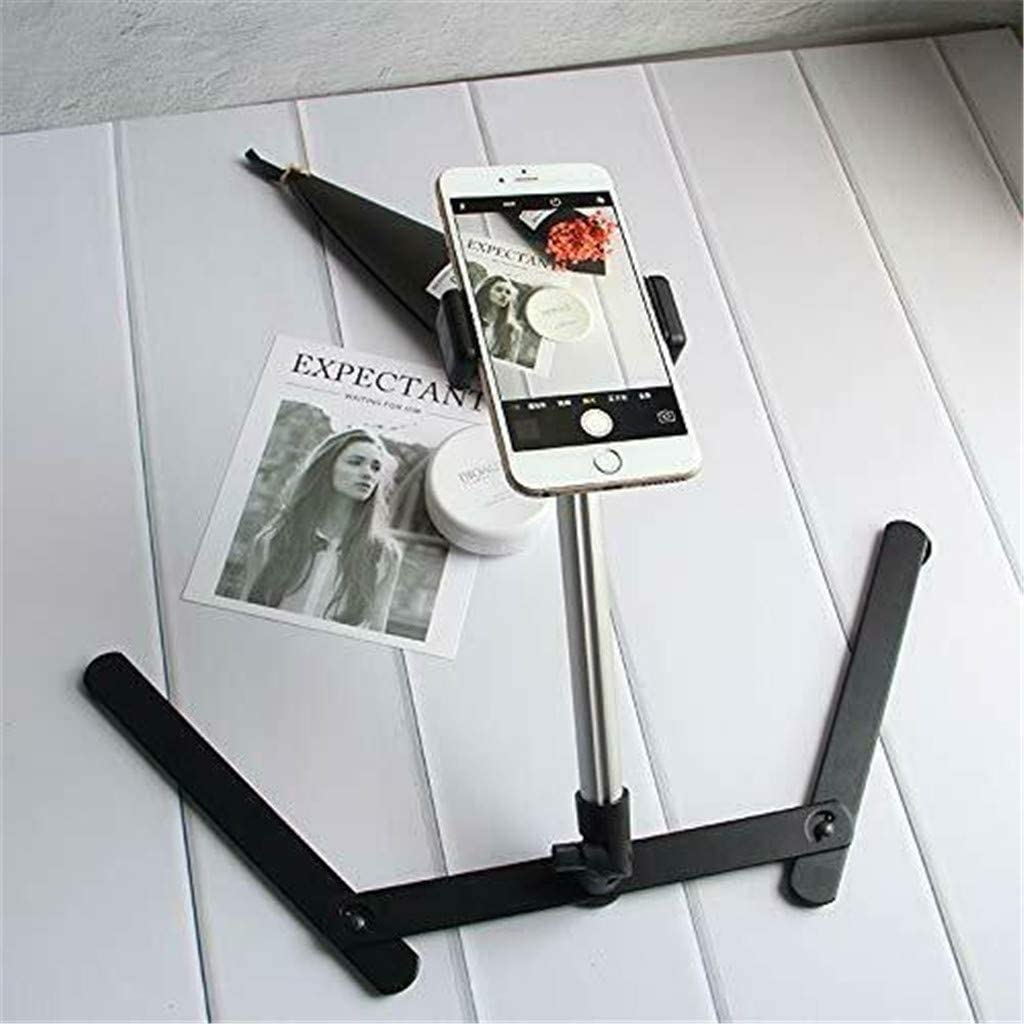 Pondecy Phone Stand Webcam Stands for Crafting Recording Live Streaming Online Video
