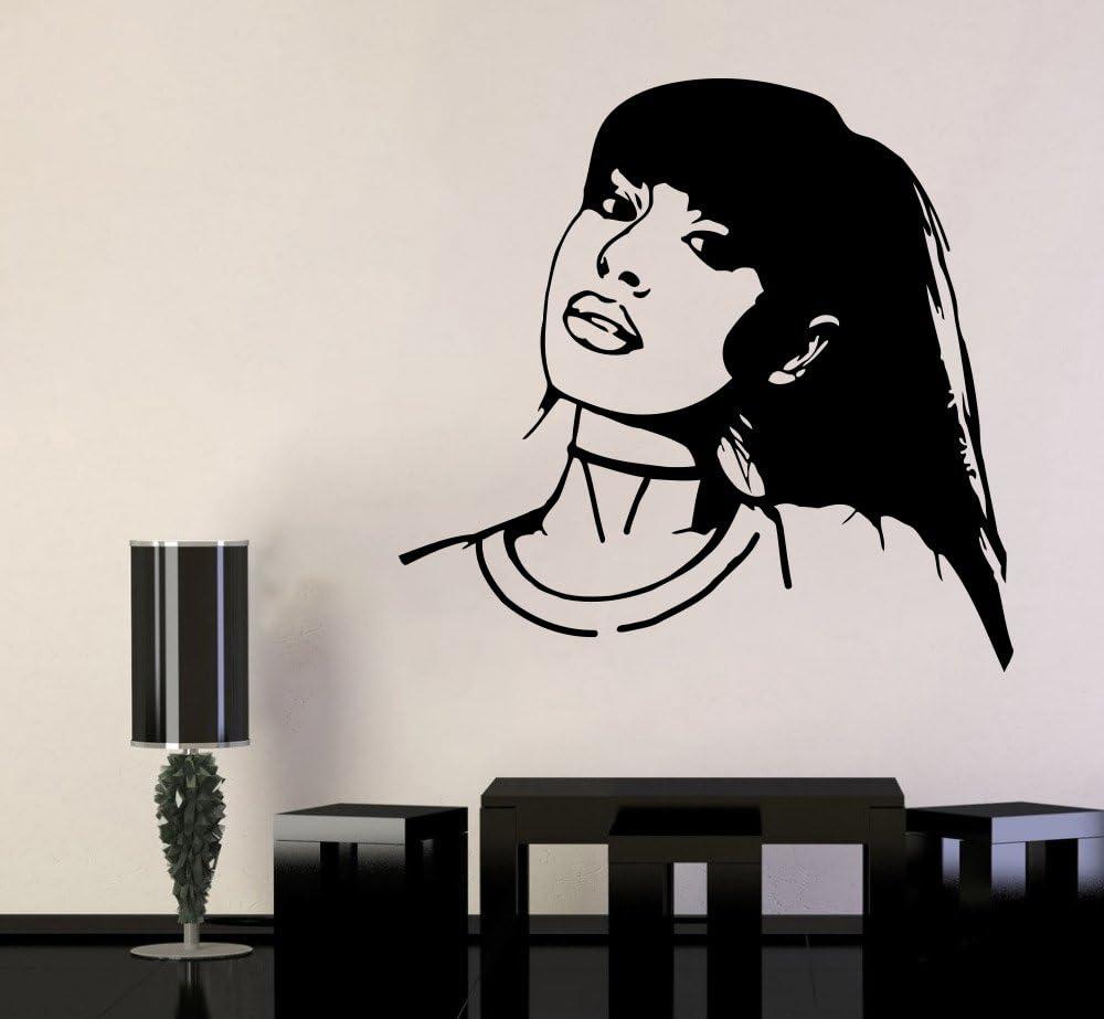 Ariana Grande DIY Wall Art Sticker//Decal