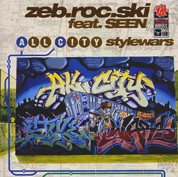 style wars graffiti game