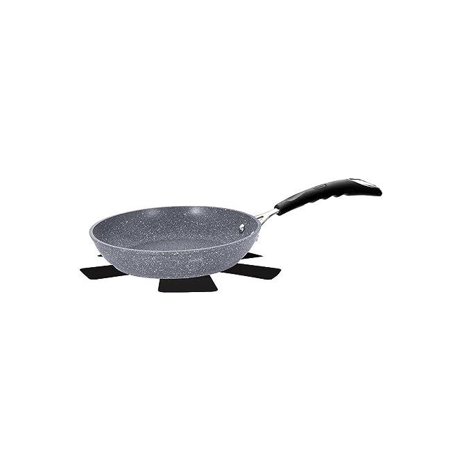Sartén de piedra Berlinger Haus 28 cm apta para la cocina de inducción – bh-1148: Amazon.es: Hogar