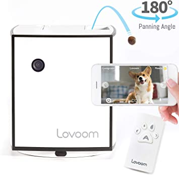 New Furbo Dog Security Camera Treat Tossing HD Wifi Pet Cam HD Audio Compatible