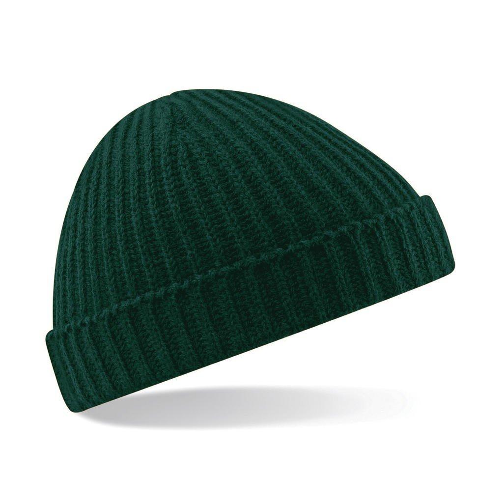 Beechfield Baseball Cap Unisex Trawler Beanie Hat B460