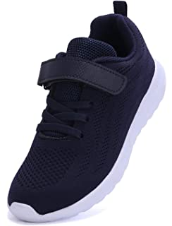KALEIDO Kids Lightweight Breathable Sneakers Easy Walk Casual Sport Shoes for Boys Girls